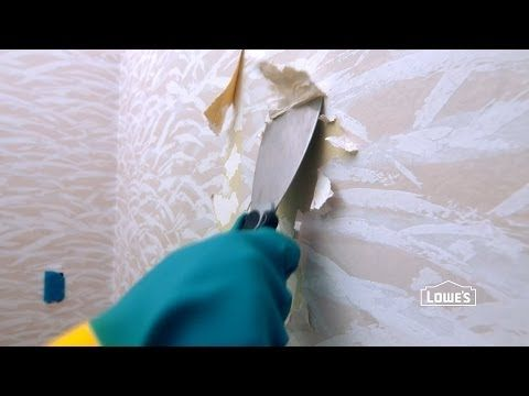 Preparing Walls for Painting - YouTube