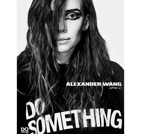 Kampania The Alexander Wang x DoSomething z gwiazdami, Lykke Li