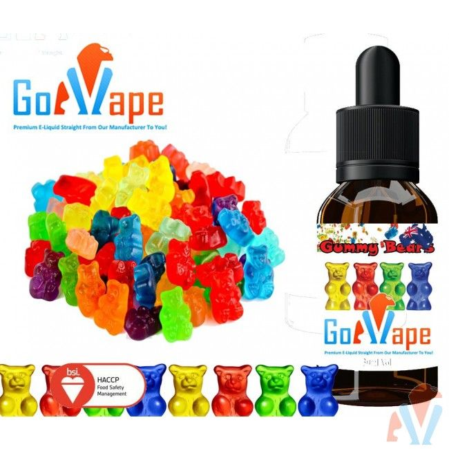 Gummy Bears E-Juice Concentrate