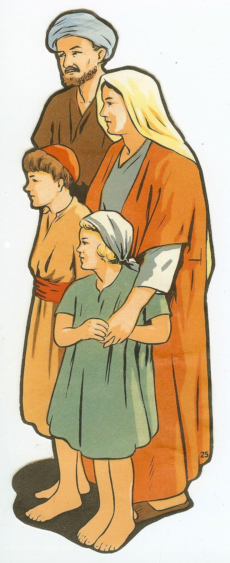 Bible times family