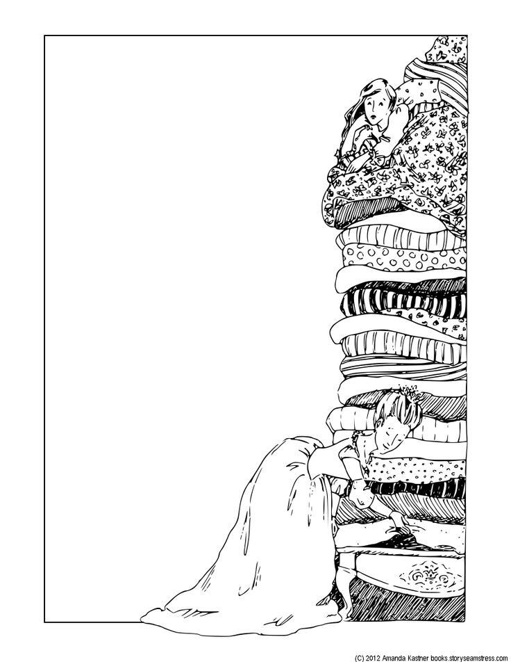 pen pals coloring pages - photo#48