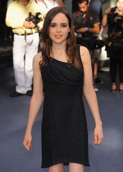 Ellen Page, actress