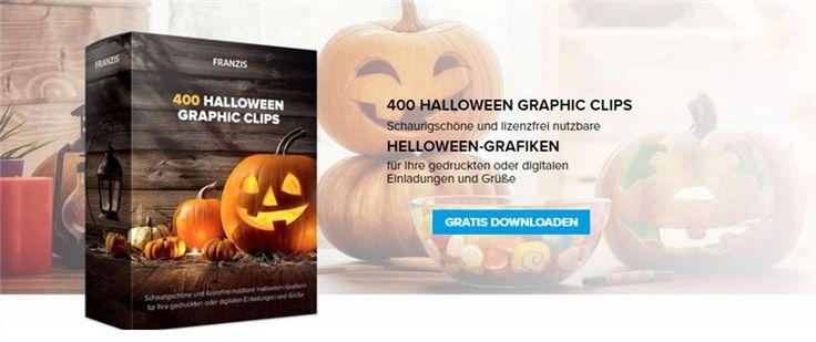 Franzis 400 Halloween Graphics Free Download