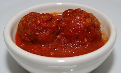 Gluten Free Meatballs Without Eggs or Milk