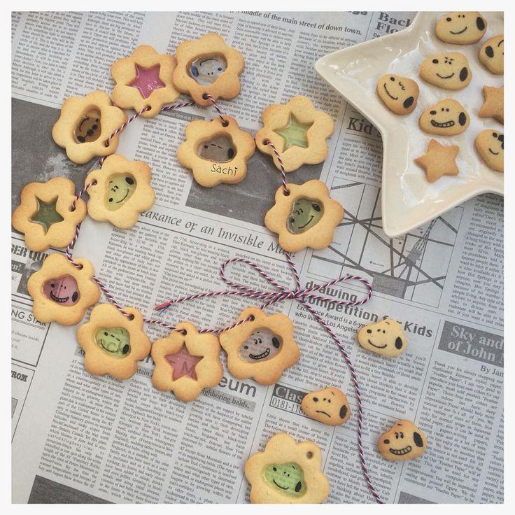 ステンドグラスクッキーの進化が止まらない!!   marry[マリー]