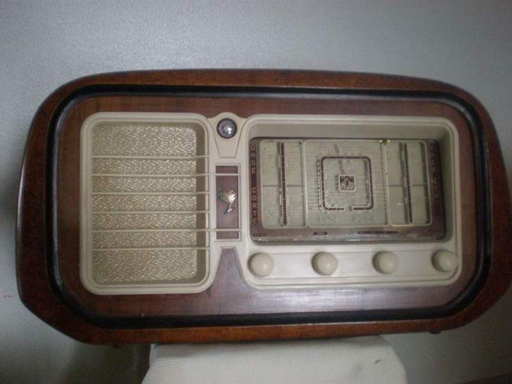 Radio d'epoca italiana incar vz 515 del 1951... a Campobasso - Kijiji: Annunci di eBay