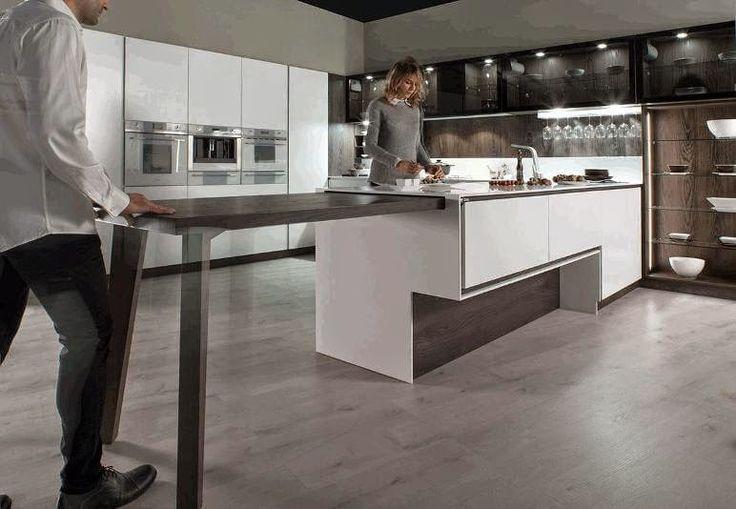 Best 25 islas para cocinas ideas that you will like on - Ideas para decorar cocina ...