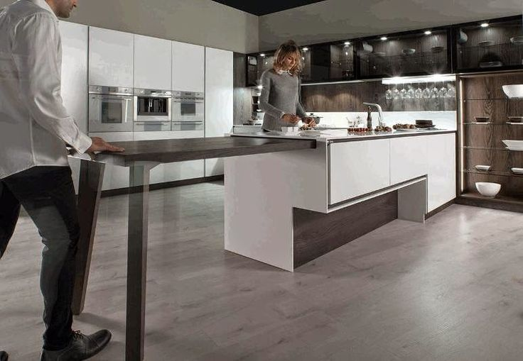 kuali 12 ideas para hacer más cómodo el trabajo en la cocina - Cocinas con estilo