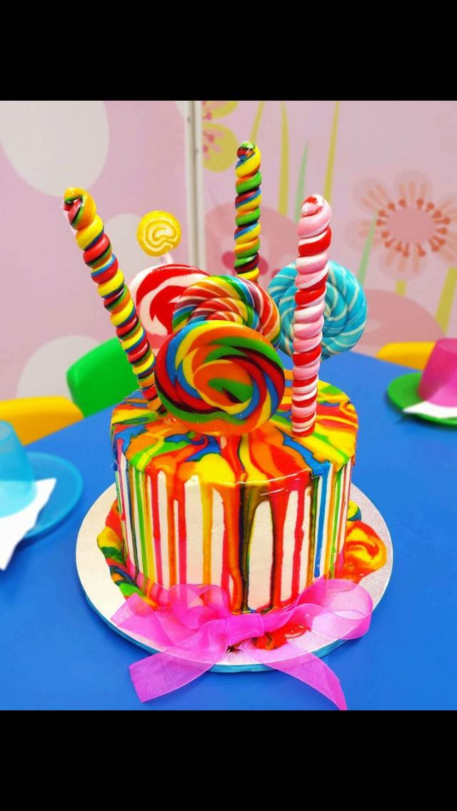 Cake Decorating Ideas With Lollies : 25+ best ideas about Lolly cake on Pinterest Candy ...