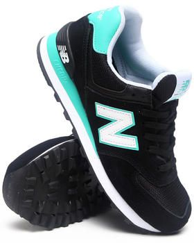 black new balance shoes for women
