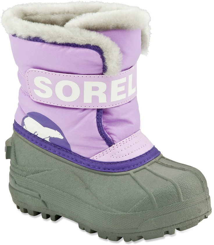 Sorel Snow Commander Winter Boots - Toddlers' at REI.com