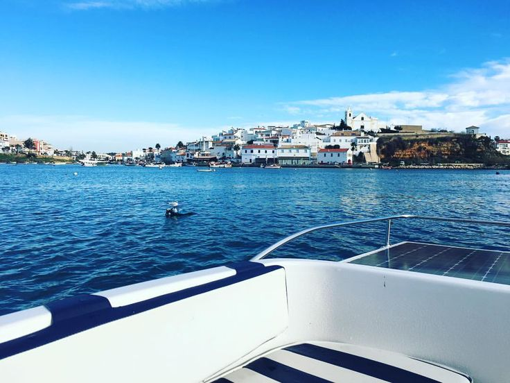Join us on an amazing Solar Boat trip at Algarve!!! 😎  More info and online bookings at our site: www.algarvesunboat.com