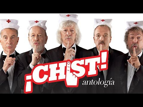 Les Luthiers - ¡CHIST! Antología 2013   Completo HD - YouTube