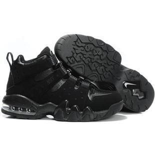clearance Charles Barkley Shoes Nike Air CB 94 All Black