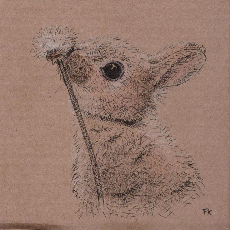 Bunny by Fruzsina Kuhari. If You love it: http://nuvango.com/fruzsinakuhari