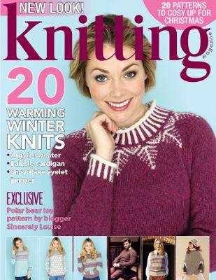 "Журнал по вязанию спицами ""Knitting 149"""