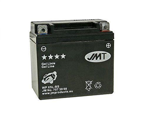 JMT Gel ytx5l Basic BS 12V Batterie pour Kymco Agility 50One 4T, Agility 504T, Agility 504T [+ Pile 7,50Euro consigne]: Dimensions 113…