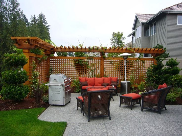 89 Best Landscaping Images On Pinterest Backyard Privacy