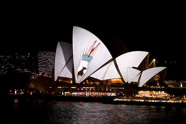 Vivid 2012 Opening Night