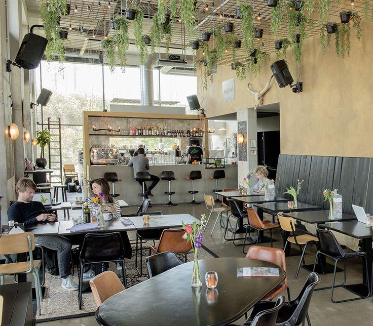 Interior architecture   Design   ZW6   ontwerp   interieur  interieurontwerper   Jeroen van Zwetselaar   Grand café Maslow