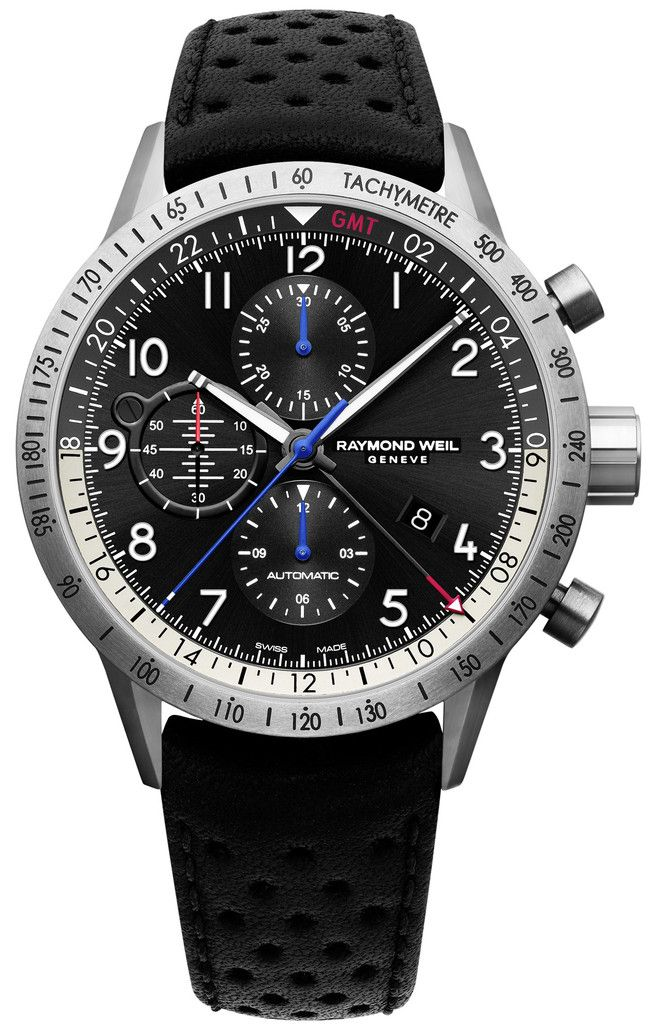 Raymond Weil Watch Freelancer Mens Piper #basel-15 #bez -- #SSDvsHDD for free? Here are some -- http://www.ssd-hdd.info/