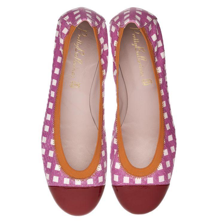 Think Pink...Pretty Ballerinas in Rago Calzature Viale Amendola 18/20 - Eboli