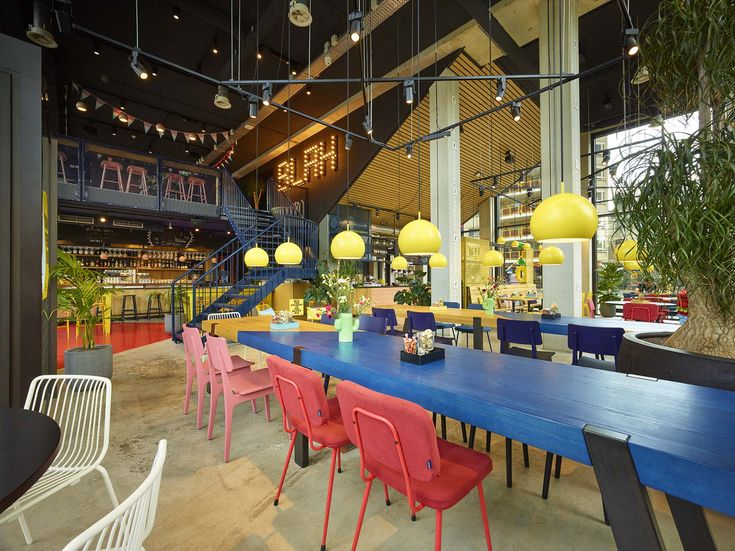 The Student Hotel, Eindhoven.