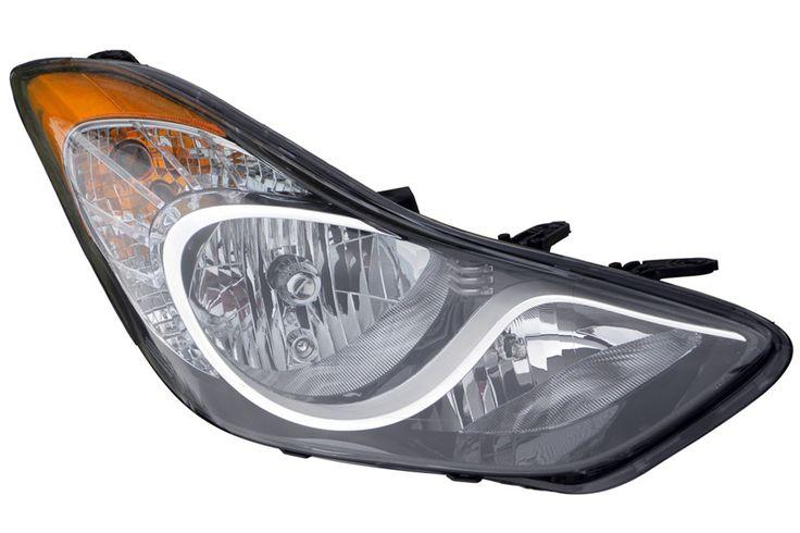 New 2011 Hyundai Elantra Headlights - Right: 2011 Hyundai Elantra Headlights Right Passenger Side… #AutoParts #CarParts #Cars #Automobiles