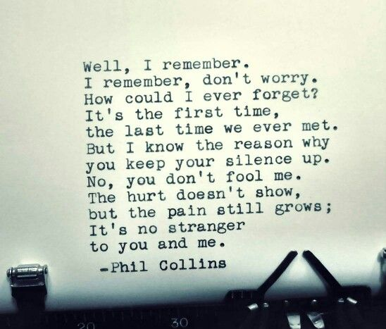 PHIL COLLINS - IN THE AIR TONIGHT (LIVE) LYRICS