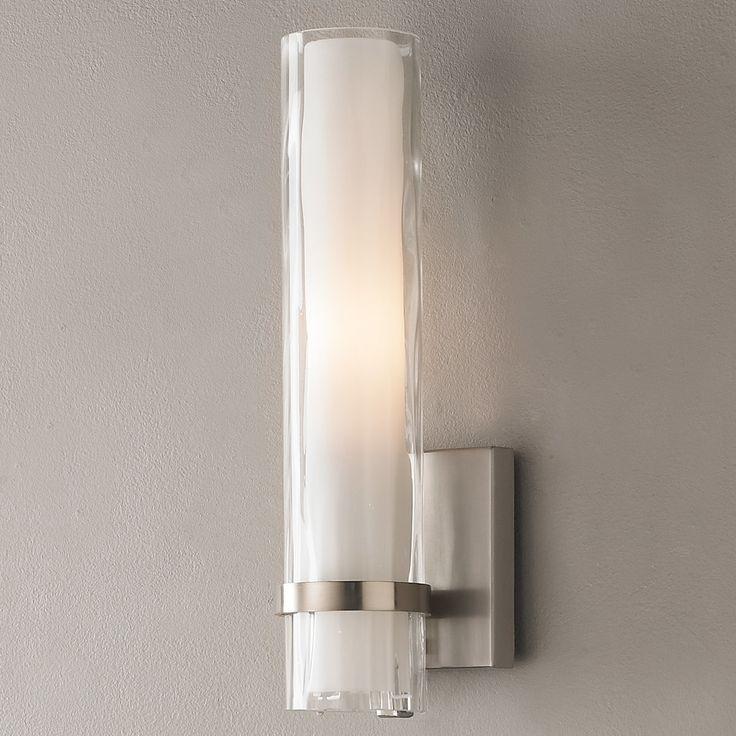 Wave Pattern Mini Wall Sconce Modern Sconces Wall Sconces Glass Pendant Light