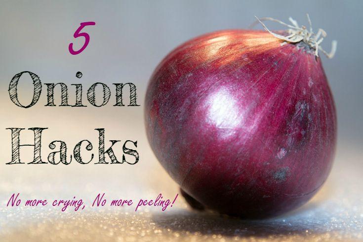 5 Epic Onion Hacks of Awesomeness