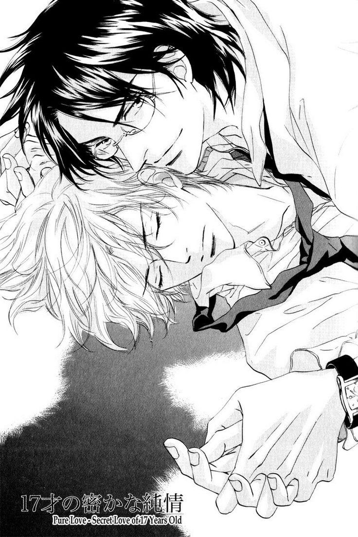 Read manga 17 Sai no Hisoka na Yokujou 1 online in high quality