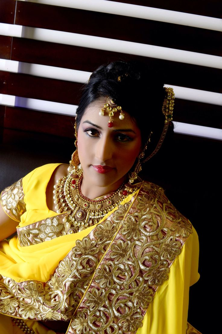 Rani, princess jewellery adornments by nishadavdra.com truly a royal look