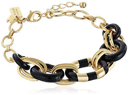 """kate spade new york """"Mod Moment"""" Bracelet - 12k gold plated metal bracelet Imported"""