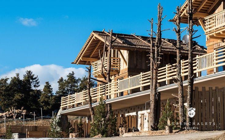 Luxus Chalets am Eingang zum Grödner Tal - Hüttenurlaub in Val Gardena - Gröden mieten - Alpen Chalets & Resorts