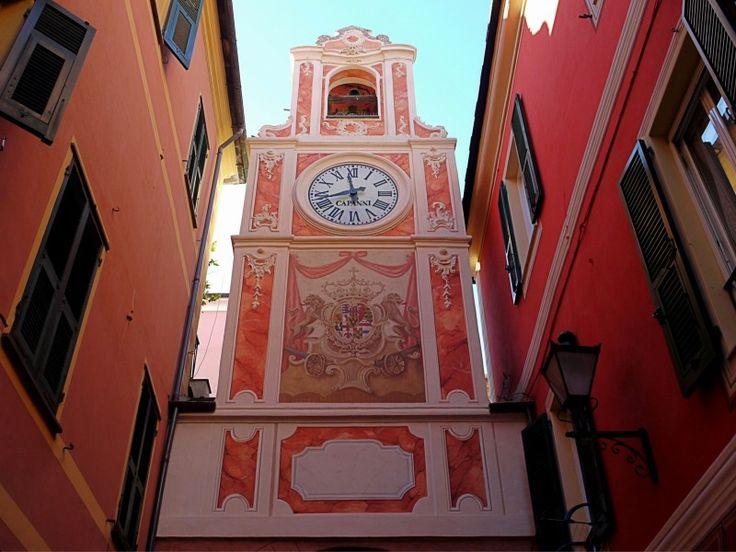L'orologio di Loano.