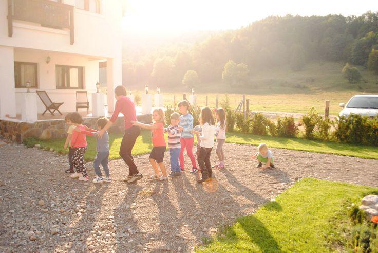 Atelier de cunoaștere, vacanța cu familia, Pastel Chalet, Munții Ciucaș