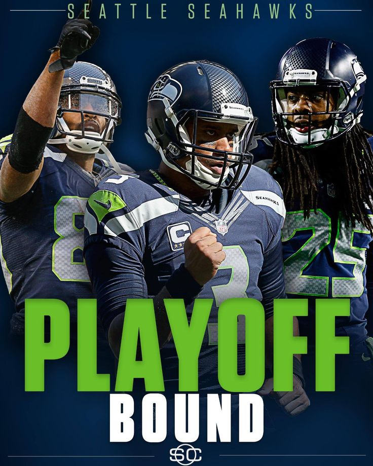 Seattle is heading to the playoffs!  Seattle Seahawks defeat the Los Angeles Rams, 24-3, to make the playoffs for the 5th straight year.