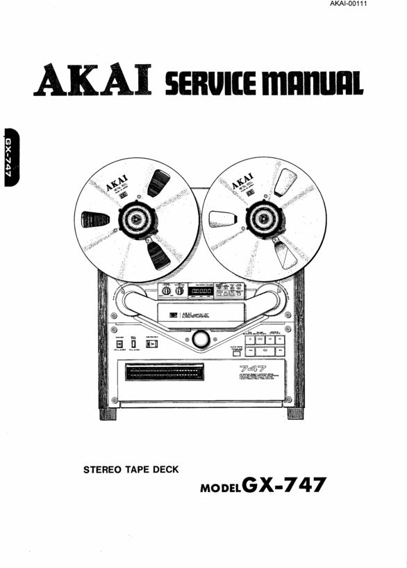 17 Best Images About Reel To Reel Tape Recorders Service Manuals On Pinterest