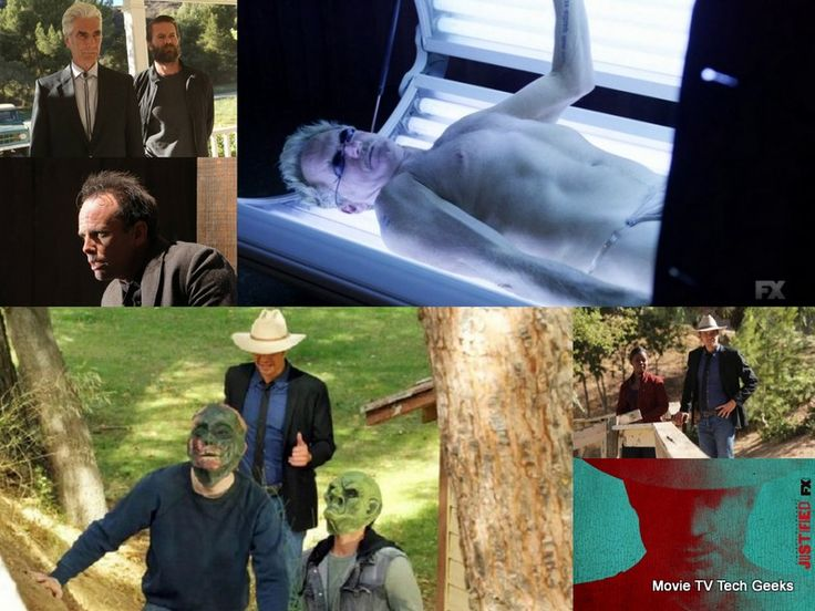 "Justified Season 6, Episode 3 - ""Noblesse Oblige"" Recap:  Explosives, nut grabs and tanning attire | #JustifiedSeason6 #JustifiedFinalSeason"