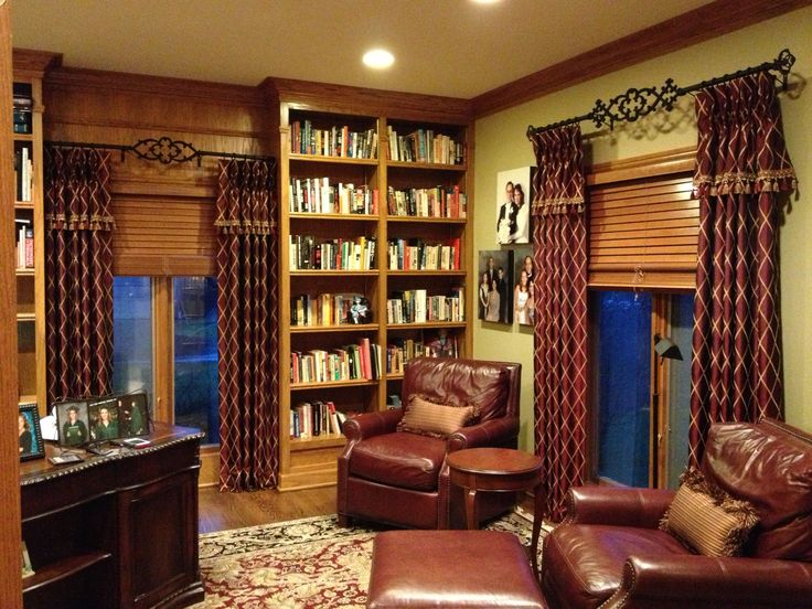 17 Best Images About Bay Window Treatments On Pinterest