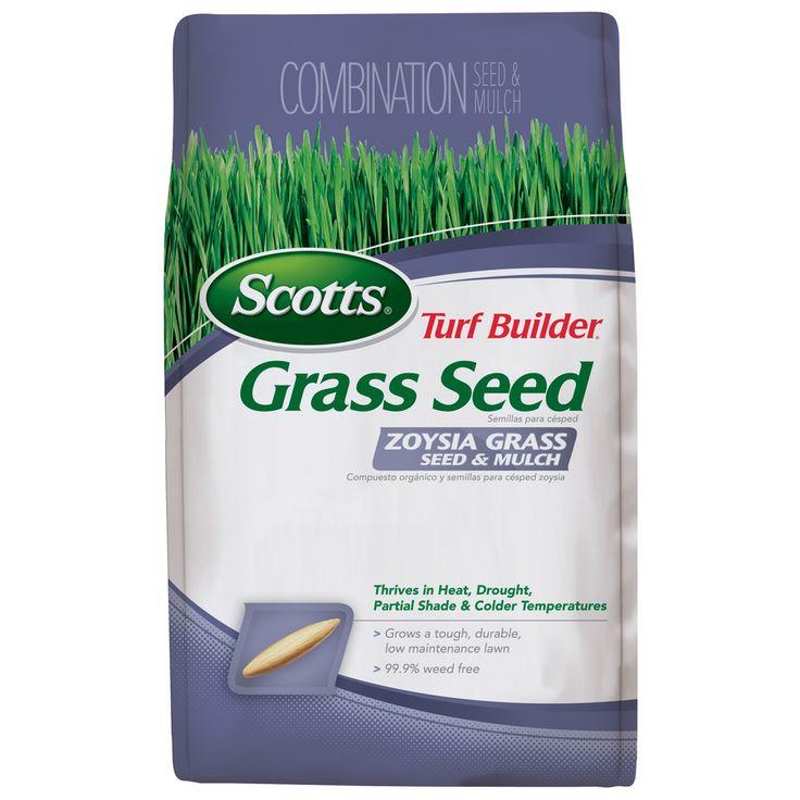 Scotts Turf Builder 5-lb Zoysia Grass Seed
