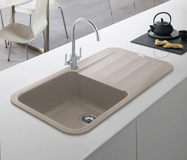 Franke Fragranite Sink Review : Franke New Fragranite sink colour and More in Store at kbb 2014 ...