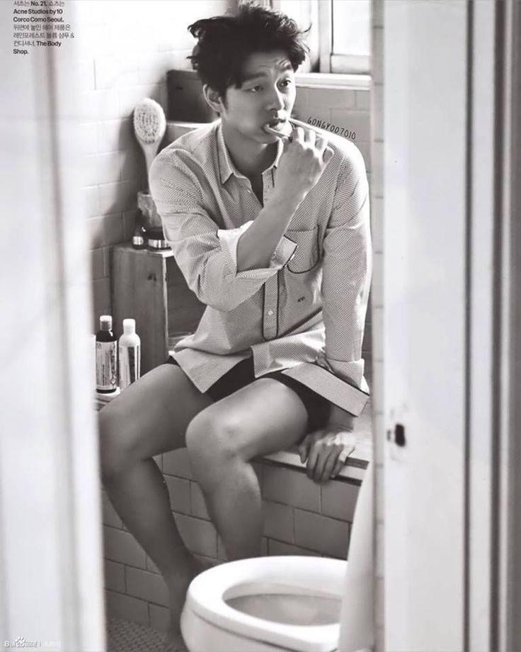 Photoshoot para la revista Elle en Korea en el ejemplar de octubre de 2015  Crédito:gongyoo7010@intgrm
