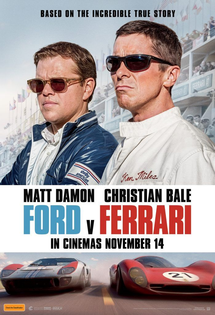 Ford V Ferrari A Perfect Duo Revs Old School Hollywood Le Mans