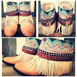 Emonk Boho Boots
