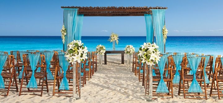 A Stunning Venue For Destination Wedding Rivera Cancun Mexico At Secrets Resorts Spas