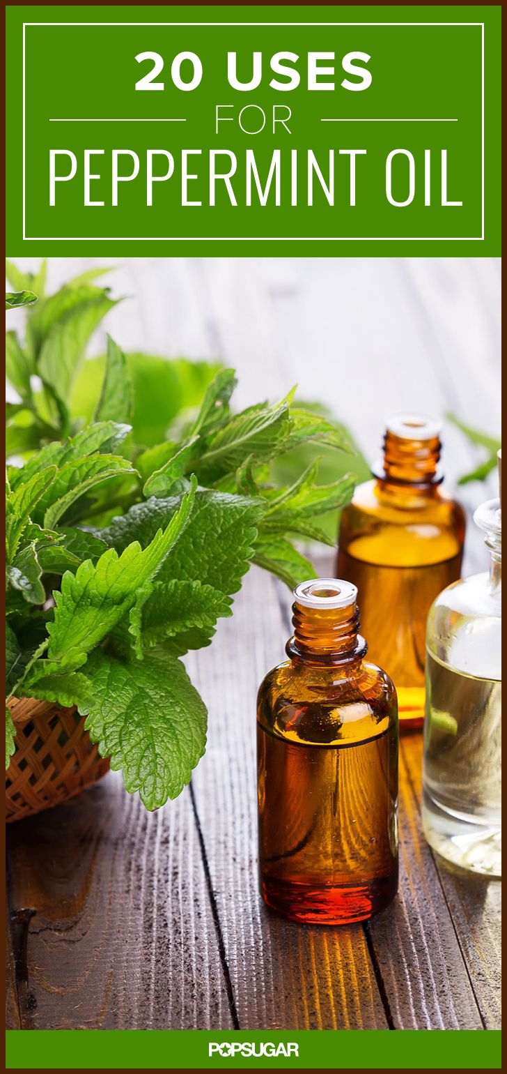 20 Unexpected Uses For Peppermint Oil