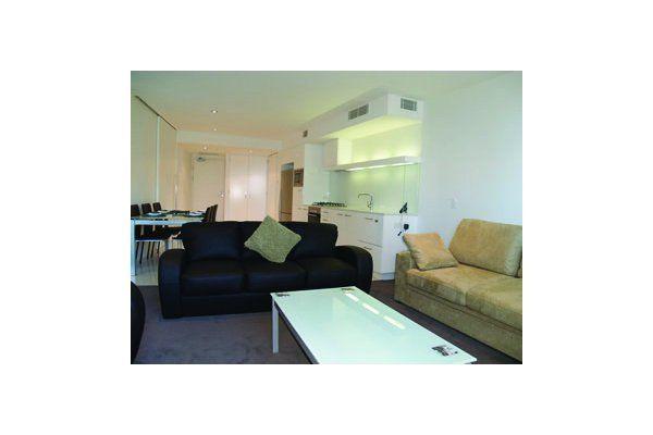 Q1 Resort - Q1 1br Lounge - Q1 Accommodation