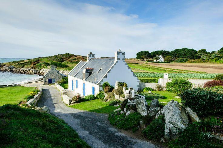 #Bretagne  -  Ile de Batz, #Finistère #Brittany